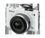 Nikon 1 J3 10-30 mm Nikkor digitale Kompaktkamera mit Wechseloptik