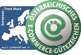 Österreichisches ecommerce Gütesiegel