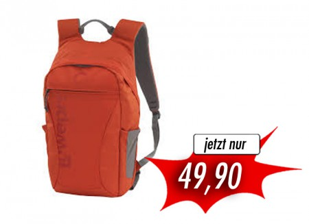 Lowepro Photo Hatchback 16L AW rot