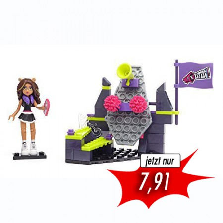 Mattel Mega Bloks Monster High Cheerleader Set (DLB78)