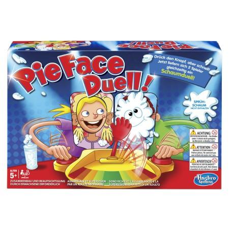 Bild Pie Face Duell