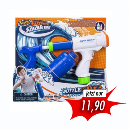 Hasbro Nerf Super Soaker Bottle Blitz (33596)