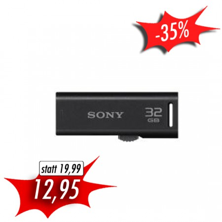 SONY MICRO VAULT R-SERIES - USB-FLASH-LAUFWERK - 32 GB