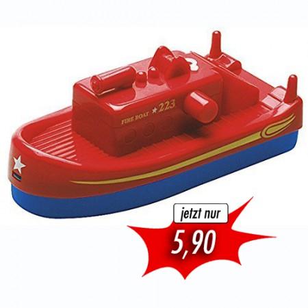 AquaPlay 223 Spritzboot Feuerwehr