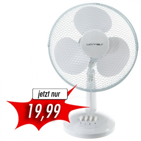 Emerio Waves Tischventilator FAN-105062