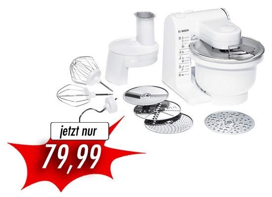 Bosch MUM4427 Küchenmaschine, jetzt nur 79,99