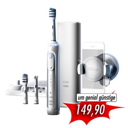Genius 8000 TriZone Elektrische Zahnbürste