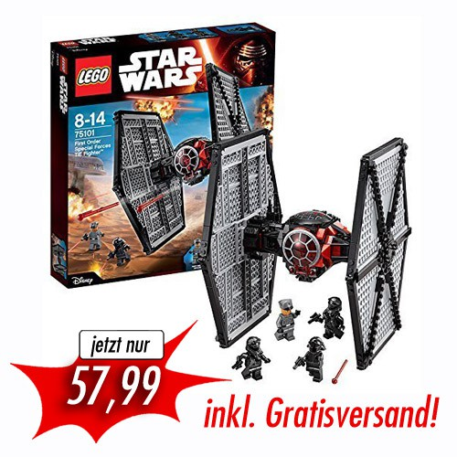 Star Wars - First Order Special Forces Tie Fighter